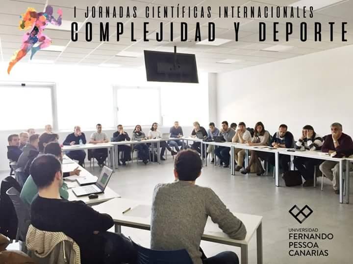 Good synergies in I Jornadas Científicas Internacionales Complejidad y Deporte